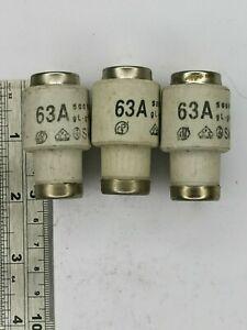 3 X Fuse Bottle Gl 63A Diii - 2313403