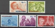NVPH 870-874 Kind 1966 postfris (MNH)