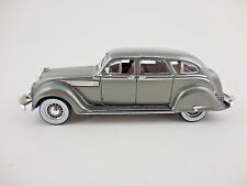 IXO Museum 1936 Chrysler Airflow Silver 1/43
