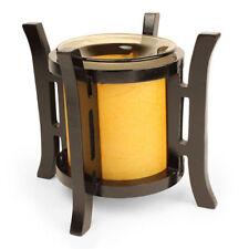 Asian Lantern Square Electric Scented Oil Burner/Warmer Night Light Lamp OA243