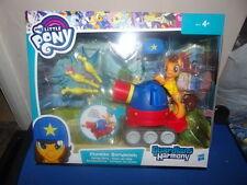 My Little Pony G4 GUARDIANI DI ARMONIA PANINO AL FORMAGGIO festa Carro armato NUOVO