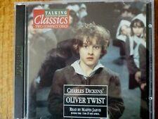 2 CD AUDIO BOOK - OLIVER TWIST - Talking Classics