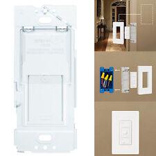 Wallplate Bracket Lamp Pico Remote Control Dimmer Lutron Caseta Wireless Plug-In