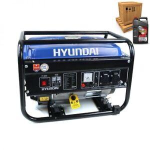 Generatore di Corrente Monofase HYUNDAI PT 3000 3 kW Modello 2020 Silenziato