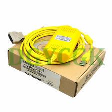 USB-CIF02+ Cable Omron PLC CPM1/1A/2A/CQM1/C200HE/HX/HG WIN7 Immunity Lightning