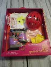 NEW! Our Generation Roll With It Outfit for 18 in Dolls: Fits American Girl