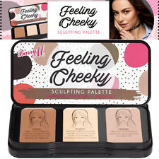 Barry M - Feeling Cheeky Sculpting Contour Contouring Palette MakeUP