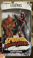 "Marvel Legends 6"" Ghost Spider Venompool BAF Spider Gwen Maximum New IN HAND 🔥"