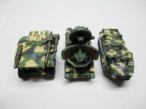 Micro Machines Military Freedom Force LRS-1 Transportpanzer APC T-30 Tank Lot