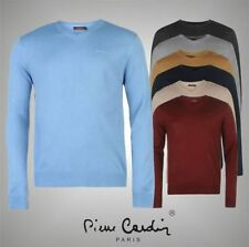 Pierre Cardin Acrylic V Neck Jumpers & Cardigans for Men