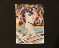 Cody Bellinger 2017 Topps Update #US50 Rookie Card RC LA Dodgers PSA BGS READY