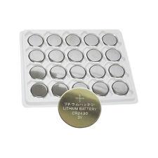 20pcs 3V CR2430 DL2430 BR2430 5011C ECR2430 Bulk Button Coin Cell Battery PKCELL