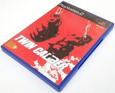 ps2 TWIN CALIBER pal fr complet sony playstation 2