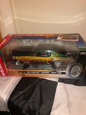 DON GAY 1970 PONTIAC FIREBIRD FUNNY CAR AUTO WORLD 1:18 SCALE DIECAST MODEL