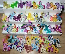LOT Of 50 My Little Pony Mini Blind Bag Figures Zecora Lightning Rainbow Magic