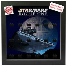 Mini Click Vitrine für 18-24 LEGO Minifiguren Star Wars Rogue One