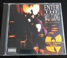 Wu-Tang Clan ‎– Enter The Wu-Tang (36 Chambers) CD