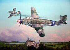 German Messerschmitt Me 509 Fighter 1:48 Plastic Model Kit TRUMPETER
