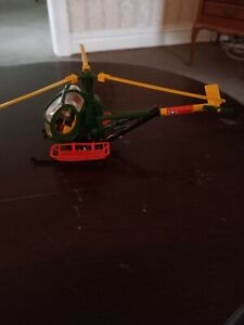 Britains Deetail # 9761 Hughes U.S. Army Helicopter Metal