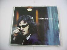 ZUCCHERO - BLUE - CD SINGLE 1998 JEWELCASE 4 TRACKS EXCELLENT CONDITION