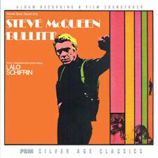 BULLITT Lalo Schifrin CD Original Score COMPLETE