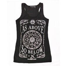 Womens Summer Tank Top T-shirt Blouse Shirt Vest Ladies Sport Casual Tee Tops