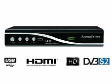 HD SAT Receiver Amstrad 19700 ✔ USB ✔ HDMI ✔ Scart ✔ Digital ✔ Full HDTV ✔