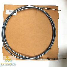 Yamaha Premium, High peformance, Low Friction, Outboard Control Cable - 12FT
