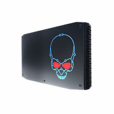 Intel NUC Gamer PC Core i7-8705 - 16GB - 256GB SSD - Radeon RX Vega - Windows 10