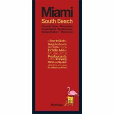 Red Maps Miami CURRENT EDITION - City Travel Guides
