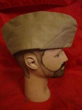 WW2 Vintage US MILITARY OVERSEAS KHAKI CAP GARRISON Z