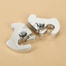 Detachable Rotary Sissy Bar Rack Docking Latch Fit For Harley Davidson Touring