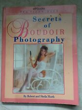 Secrets of Boudoir Photography - HPBooks Pro Techniques *VINTAGE (store#5610)