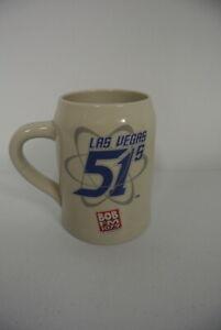 LAS VEGAS 51s MLB NY Mets AAA Affiliate SGA Beer Stein Mug - EUC