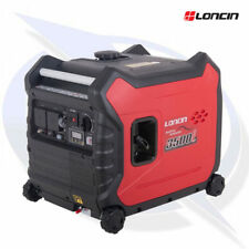 Loncin LC3500i-S 3.3KVA/3KW Petrol Inverter Suitcase Generator