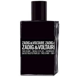 Zadig & Voltaire THIS IS HIM! Eau de Toilette 100ml *** GENUINE ***