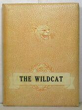 1952 Wink Texas High School yearbook (sophomore Roy Orbison)