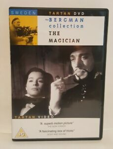 Bergman Collection - THE MAGICIAN dvd [1958] - Ansitket - Von SYDOW UK R2 DVD