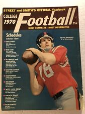 1970 Street and Smiths NCAA Football MISSISSIPPI Archie MANNING U of Ole Miss