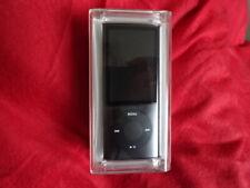 Apple iPod NANO 5th Generation BLACK 16GB NEW IN CASE BUNDLED READ DESCRIPTION