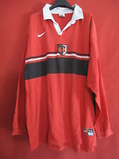 Maillot Rugby NIKE Stade Toulousain Vintage Toulouse Rouge - XXL