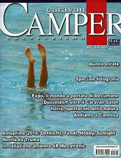 Caravan & Camper Granturismo* Rivista N°467 / LUG-AGO/2015 - MAG Editori