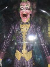 "BATMAN ARKHAM CITY Game JOKER NYCC 2011 EXCLUSIVE SICKENED VARIANT DC Direct 7"""