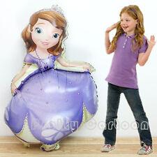 "Sofia the First Sophia the 1st Jumbo 40"" Birthday Party Mylar Balloon Decoration"