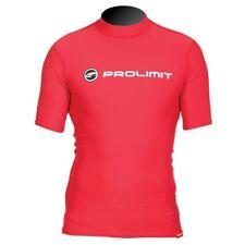 Prolimit - UV-Shirt Rashguard Lycra Badeshirt Schwimmshirt Sonnenschutz kurzarm