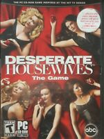 Desperate Housewives the PC Game CD-ROM