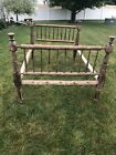 1800 s antique rope bed