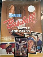 1987 donruss baseball wax box, Barry Bonds, Maddux Gem Mint 10 Rookies???