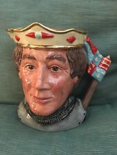 Royal Doulton - Henry V jug from the 1982 Shakespearean Collection Ltd.Ed. D 667