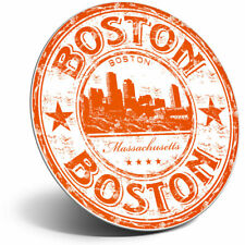 Awesome Fridge Magnet - Boston Massachusetts USA America Cool Gift #5827